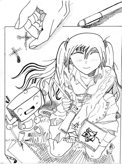 Drawing 1 Class by Class Drawing By Azuregundam On Deviantart
