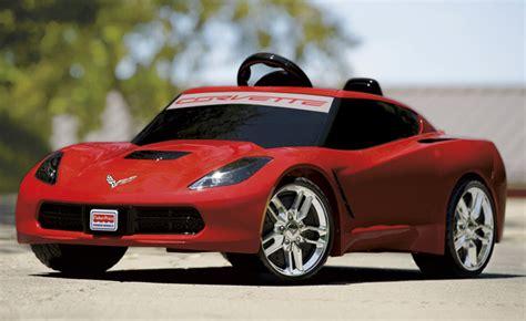 chevrolet power wheels power wheels c7 corvette is a starter stingray mercedes
