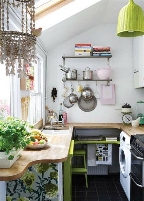 Interior Solutions Kitchens by Am 233 Nager Une Petite Cuisine 40 Id 233 Es Pour Le Design