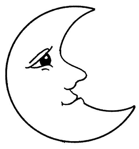 dibujo para colorear estrellas sol luna sol pinterest luna para colorear dibujos de lunas para imprimir y pintar