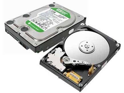 ciri ciri harddisk rusak pada laptop atau pc perangkat keras komputer