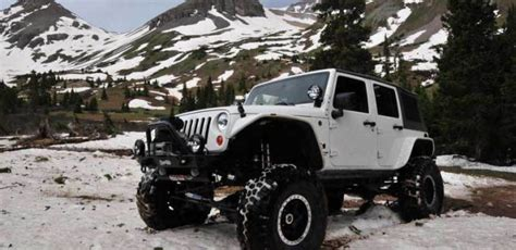 Jeep Wrangler With Lift Kit Image Gallery Jeep Lift Kits