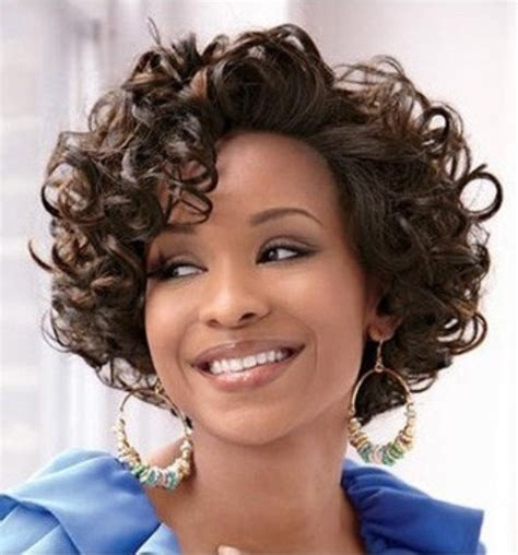find short curly hairstyle for african americans african american short hair styles haircuts for short