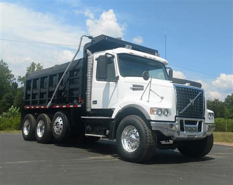 used volvo dump trucks volvo dump trucks for sale