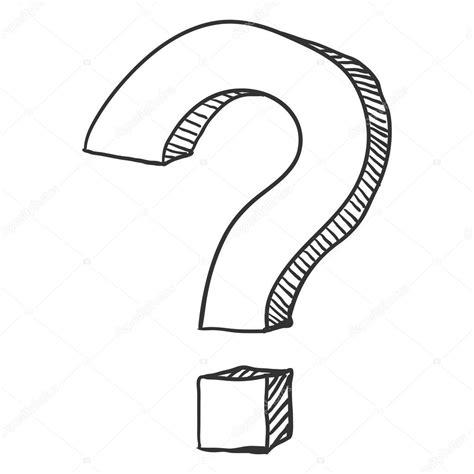illustrator draw question mark sketch question mark stock vector 169 nikiteev 120930454