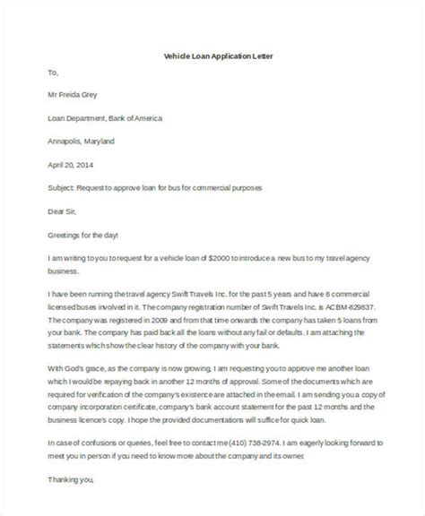 request letter for company vehicle 22 application letter templates in doc free premium