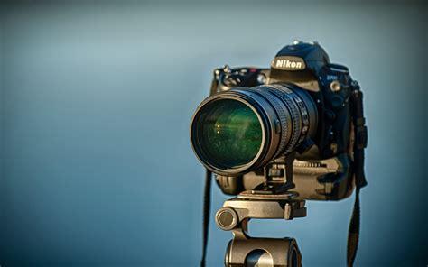 Camera Stand Wallpaper | nikon camera camera tripod reflection h wallpaper