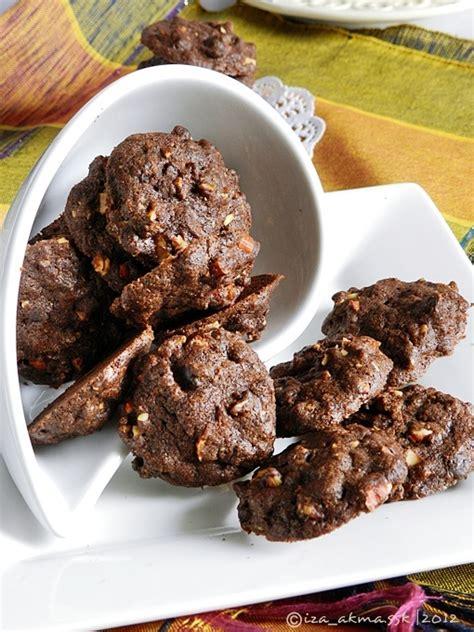 Choco Puff Karipop Coklat biskut coklat chips rangup kurma baking baking chips