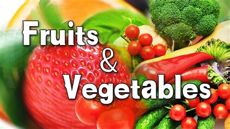 w fruits and vegetables learn telugu pandlu fruits and vegetables 3d animation