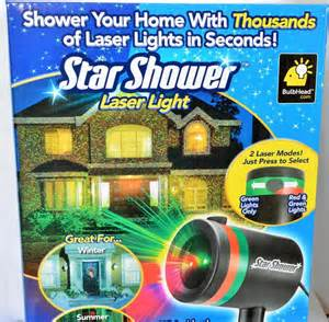 Star shower laser light projector light show night showers effect as