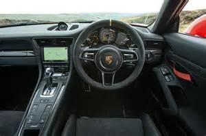 Porsche 911 Gt3 Interior Porsche 911 Gt3 Rs Review 2017 Autocar