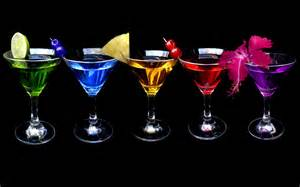 colorful cocktails colorful cocktails wallpapers and images wallpapers