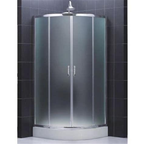 Shower Enclosure Home Depot by Dreamline Prime 33 In X 74 3 4 In Frameless Sliding