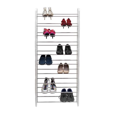 10 tier shoe rack tower closet organizer holder free