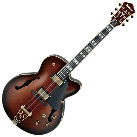 Ibanez Jumbo ibanez artstar sj300 jumbo electric guitar violin sunburst at gear4music