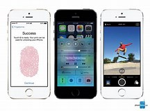 Image result for apple iphone 5s dimension. Size: 216 x 160. Source: www.phonearena.com