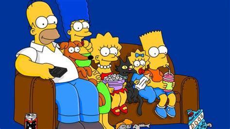 imagenes de la familia simpson ocho momentazos de humor de 171 los simpson 187 abc es