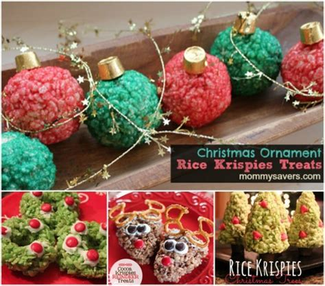 rice krispie trees with tutorial the whoot