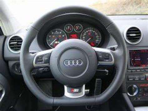 Audi S3 Lenkrad by Audi S3 Abgeflachtes Lenkrad Audi A3 8p 8pa