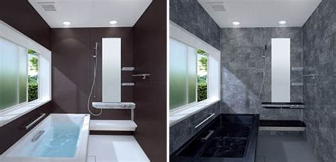 simple and modern bathroom designs by toto