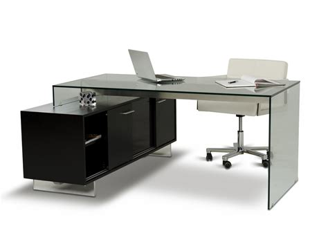 Office Table L Shape Design » Home Design 2017