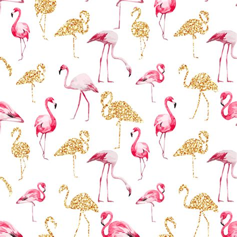 Polka Dot Wall Stickers flamingo digital paper free pretty things for you