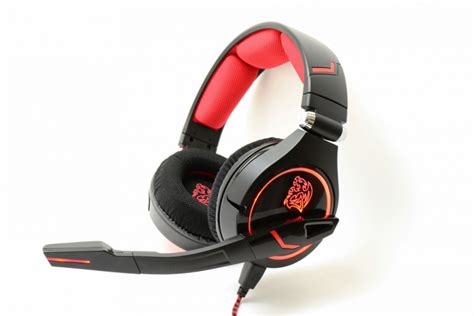 Headset Thermaltake thermaltake tt esports cronos headphones reviews pros and cons ratings techspot