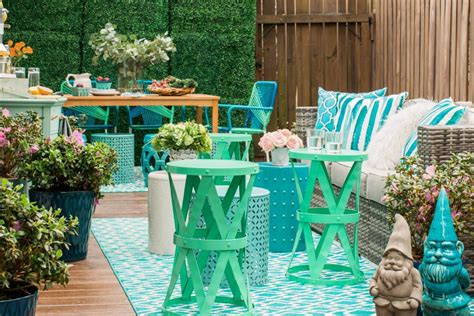 patio decorating ideas 12 patio decorating ideas for spring and summer hgtv