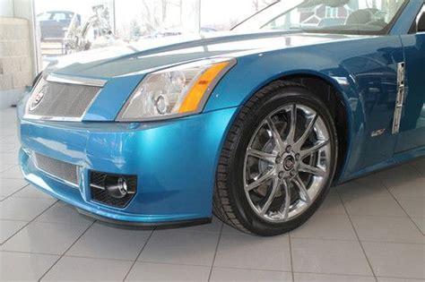 repair anti lock braking 2009 cadillac xlr v transmission control find new 2009 cadillac xlr v convertible 2 door 4 4l very rare elektra blue show car in las