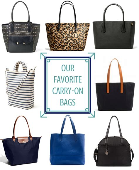 best tote bag the best carry on personal bags a friend afar