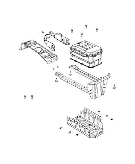 aa jeep battery kit power pack unit  belt starter generator mopar parts overstock