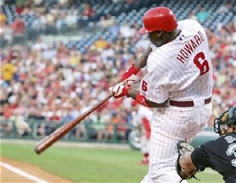 ryan howard swing myths about hitting