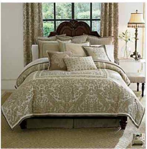 Chris Madden Damask Queen Comforter Set New Chagne Chris Madden Bedding Sets