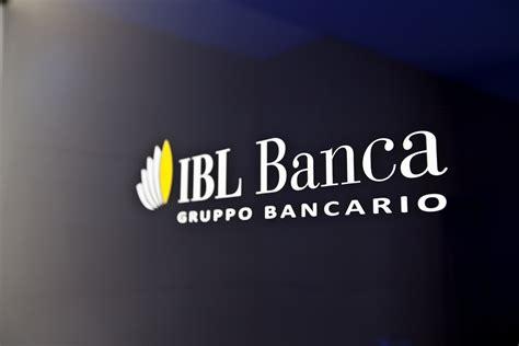 filiali gruppo banco popolare ibl banca accordo commerciale con banca popolare