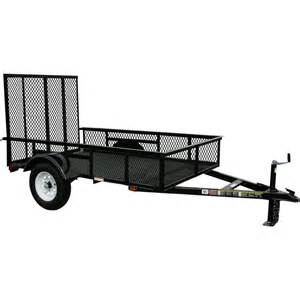 Kitchen Collection Store Hours carry on trailer 5 ft x 8 ft wire mesh utility trailer
