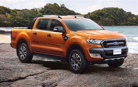 ford roadside assistance thailand ford ranger 2016 5 things to about