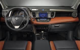 Toyota Rav 4 Interior 2015 Toyota Rav4 Interior Latescar