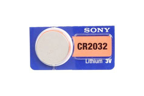 Battery Sony Original Cr2032 sony cr2032 battery 1 pack sony cr2032 battery 1 pack