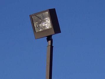 pole light fixture 20 ft parking lot light pole with fixture