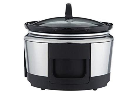 wifi cooker crock pot 6 quart wemo smart wifi cooker thatsweetgift