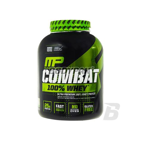 Combat Whey Protein musclepharm combat 100 whey 2 27kg 179 00 pln
