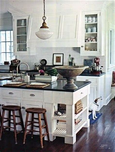 Kitchen Island With No Overhang Beautiful Kitchen Interesting That They Placed Barstools
