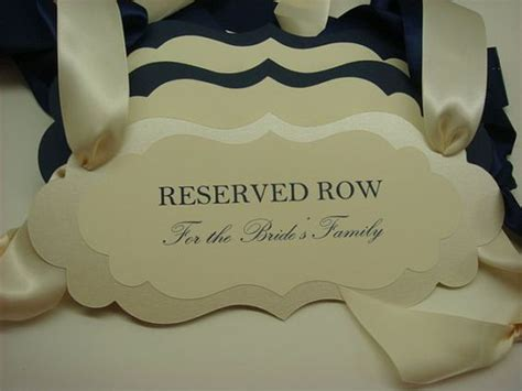 reserved signs for wedding signs wedding and color charts on pinterest