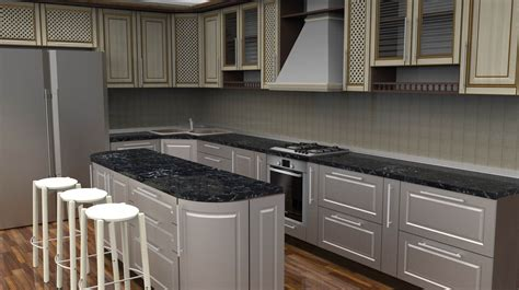 3d Design Kitchen 3d Design Kitchen Kitchen And Decor