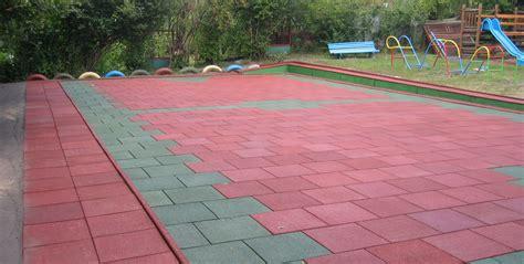 outdoor rubber tiles for patio home design ideas