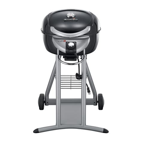 char broil tru infrared patio bistro electric grill gloss