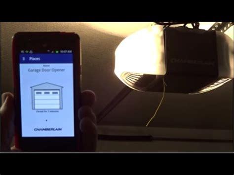 Chamberlain Garage Door Opener Hd930ev by How To Install A Chamberlain Garage Door Opener How To