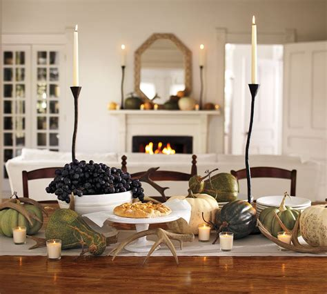 pottery barn decorating ideas tips for adding warmth to your fall decor as it gets