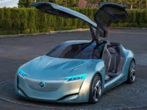 2014 Buick Riviera Buick Riviera Smart Concept Car Hits The Floor Xcitefun Net