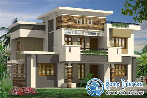 home designer 3500 sqft 4bhk contemporary style house design